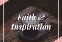 faith & inspiration
