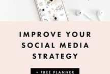 Improve Social Media Presence / Tips and advice on social media for solopreneurs, mompreneurs, creative entrepreneurs, business owners and free lancers on how to build your follower and client base using social media. This board will cover Pinterest, Twitter, Instagram, Facebook, Facebook Live, and more!