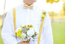 Yellow Wedding / Tutti i consigli per un matrimonio in giallo a Casa Isabella www.casaisabella.it