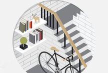 Infographics · Floor plans