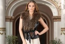Statement fur jackets you can wear to brave the cold weather / Temperatures dropped and we are definitely starting to feel the cold-weather blues. If you thought that fur jackets are just for extroverts and glamazons, you were wrong. There's nothing like a black or brown fur that will make every women feel elegant and self-confident.