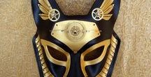 Masks Tiarras Crowns