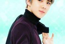 세훈 Sehun / 오세훈 Oh Sehun; 12.04.1994 South Korea; 184cm height