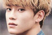 첸 Chen / 김종대 Kim Jongdae; 21.09.1992 South Korea; 173cm height
