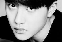 디오 D.O. / 도경수 Do Kyungsoo; 12.01.1993 South Korea; 173cm height