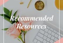 Recommended Resources for Christian Women
