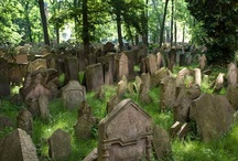 Graveyards and Headstones / by Scarrie 13