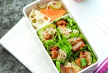 Bento - doshirak - lunch box ideas