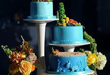 Cakes / by k pace