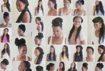 Hair / by Lakeshia Brown