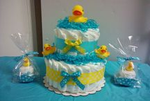 E-Baby Showers / Baby shower ideas / by Terry Collins