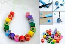 DIY Projects / Here you can find the most practical, useful and beautiful crafts and DIY ideas.  / by DIY 101
