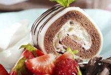 SAGA Jälkiruokia - Desserts