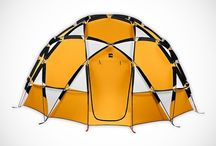 Tents, bug out trailers, pop-ups / by Billy Lowrimore
