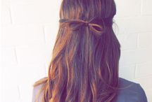 hair / Haar ideeën