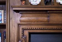 Fireplace Mantels and Accessories