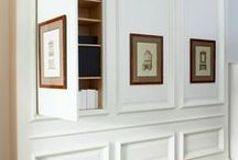 Millwork by Thomas Homes Inc.