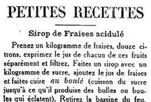 """Petites recettes pratiques / Tous les mois, dans les années 1920, les lecteurs du Bien du terrien retrouvent des petites recettes pratiques pour la vie quotidienne dans la rubrique """"Ce qu'il faut savoir à la ferme""""."""