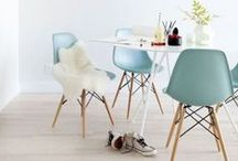 Fauteuils, chaises / Chairs