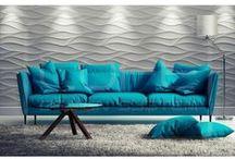 Dekoracyjne panele 3D / Trójwymiarowe panele dekoracyjne to nowoczesne i unikalne rozwiązanie dekoracji ścian i sufitów. Produkt, będący nowością na polskim rynku, świetnie komponuje się zarówno z wnętrzem nowoczesnym, jak i odważnie kontrastuje z klasyką.   Są źródłem inspiracji dla architektów i dekoratorów wnętrz a oryginalne wzornictwo i styl nadadzą niepowtarzalnego charakteru oraz wyjątkowego klimatu każdemu wnętrzu.