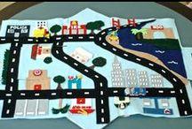 дорога и дорожные знаки
