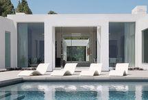 Swimmingpool / Inspiration omkring pool og have