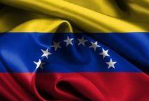Venezuela mi país / by ♥ Susana Rendon Lanz ♥