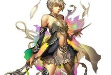MMORPG {AION / TERA / LINEAGE}