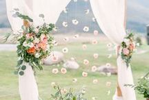 Wedding Ceremony Backdrops to love