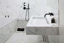 B a t h r o o m / Inspiration pour la salle de bain.