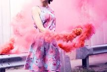 Latex & Smoke Bombs