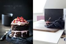 Photography school: food / Ideas and tutorials for food photography.