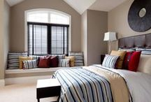 Bedrooms / by Emerald Interior Design