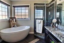 Bathroom Bliss / by Emerald Interior Design