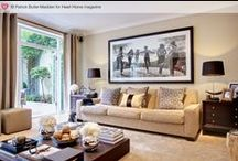 Living Spaces / by Emerald Interior Design