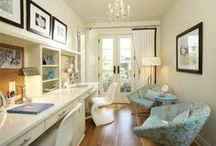 Home Office Inspiration / by Emerald Interior Design