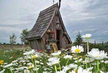 Tiny House Ideas / by Holly Vennum