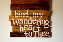 scripture...quotes...funnies... / If it has words on it, it goes in this board most likely / by Hillary Burchett
