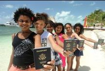 The Passport Party Project / The Passport Party Project (dot org) is a grassroots initiative that provides global awareness training, first passports & first time international travel experiences to underserved American girls ages 11-15 in an effort to help create responsive & responsible global citizens that #traveleithheart. ✈️❤️