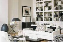 Wonderful White / by Emerald Interior Design