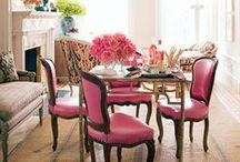 Dining Room / Ideas to incorporate into our Dining Room makeover / by Cassie {Hi Sugarplum}