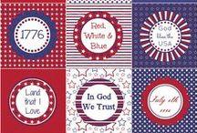 American pride! / by Natalie Jangula