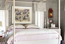 Bedroom / Inspiration for a dreamy Bedroom / by Cassie {Hi Sugarplum}