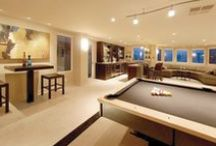 Games Rooms / by Emerald Interior Design