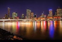 Brisbane / From open-air bars, hidden boutiques and world-class events to free comedy gigs you're sure to find something new and unexpected in Brisbane.   Find more info on visiting Brisbane here: http://j.mp/JG8a6s / by Queensland