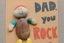 Dad's Rock! / #simple ideas how to please #dad.