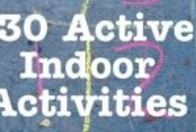 Physical Activities for Kids / Indoor + Outdoor Activities to Get Kids Moving