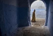 Moroccan Doorways