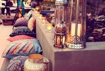 Moroccan Themed Party ideas / Have a Moroccan themed party - find all your inspiration here !