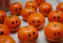 Halloween Fun / Easy #ways how to incorporate #healthy foods during #Halloween instead of loading children with more sugar.